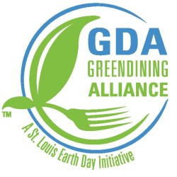 Look for certified members of the Green Dining Alliance serving up sustainability at this year's Festival!