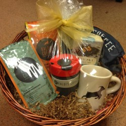 Kaldi's Gift Basket